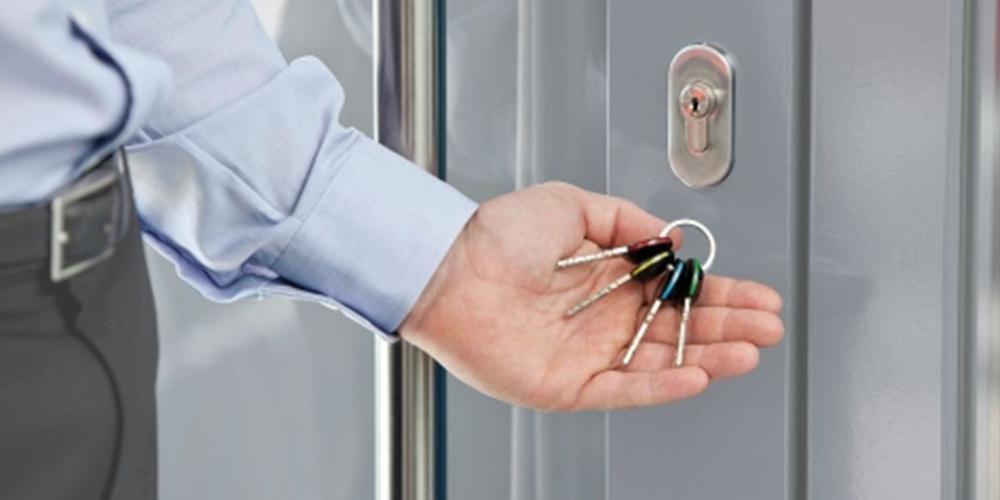 Schließanlagen für private Haushalte