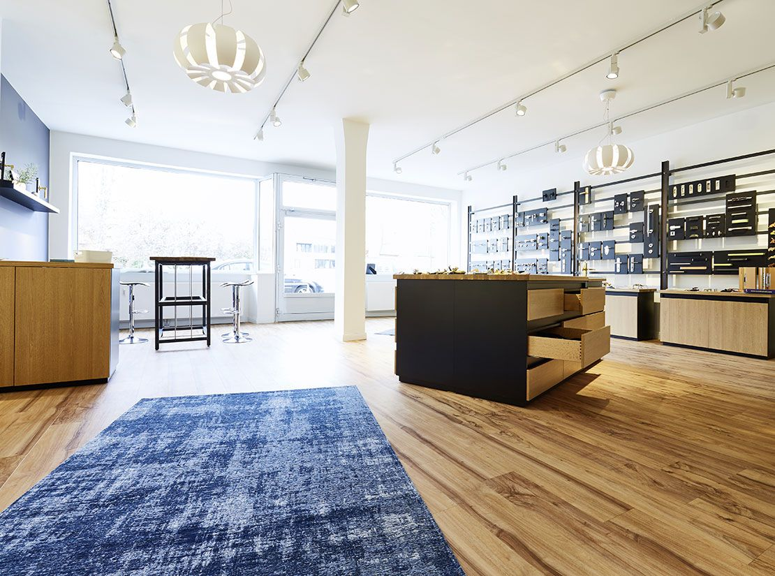 Wilhelm Albers Hamburg Showroom